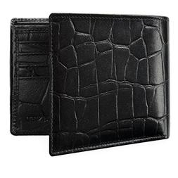Access Denied Mens RFID Blocking Wallet with Removable ID Mi