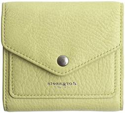 small leather wallet for women rfid blocking