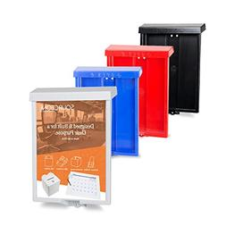 Source One Outdoor Realtor Style Brochure Holder