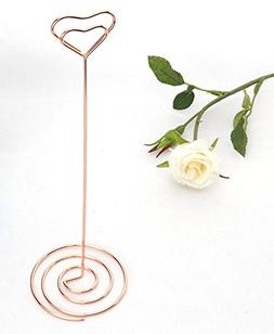 NX Garden 20 Pack 8.75 Inch Tall Place Card Holders Creative