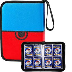 Trading Card Holder Album 320 Pockets Sleeves Compatible PM
