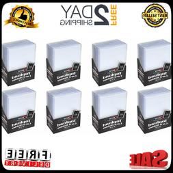 Trading Card Sleeves Hard Plastic Topload Clear Case Holder