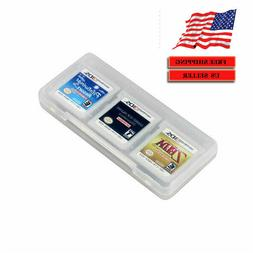 Travel Game Case 3DS DSI DS Lite 6 in 1 Card Holder Storage
