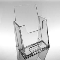 Marketing Holders Vertical Clear Business Card Holder