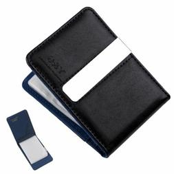 YCC1006 Leather PU Dad Gift Wallet 15 Card Holder and Money