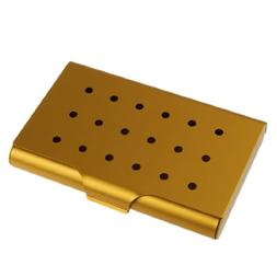 YDC01A02 Gold Aluminum Best Business Name Id Credit Card Cas